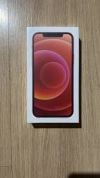 iPhone 12 , 128gb novo sem uso, lacrado (preto )