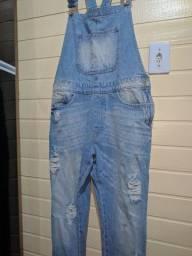 Título do anúncio: Macacão Jeans Gang