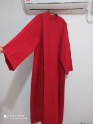 Túnica vermelha