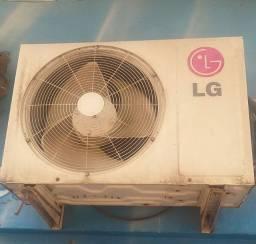 Split LG 24000 BTUS