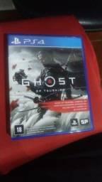 Título do anúncio: Ghost of Tsushima PS4