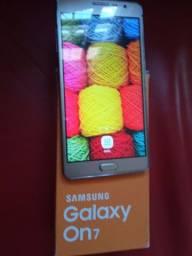 Galaxy on 7 novíssimo!!!