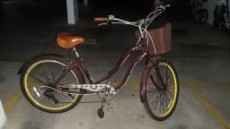 Bicicleta retro Gama, marca chilena