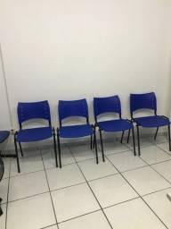 Cadeiras Plastico