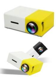 Mini Projetor Portátil - 1080p + 800 Lúmens (Novo)