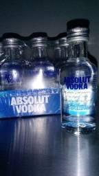 VODKA ABSOLUT 50ML | #vodka #energetico #cerveja #bebidas