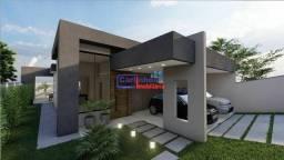 Título do anúncio: Casa com uma fachada moderna, acabamento todo em porcelanato em igarapé
