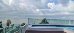 Título do anúncio: Flat mobiliado com vista definitiva do mar da Praia do Cabo Branco - FL0095