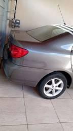 Corolla 2008 automático  100.00 mil km nota fiscal. Veja descrição