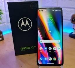Smartphone Moto G 5G Plus 128 GB 8GB Ram - Azul Oceano