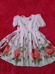 Vestidos feminino infantil