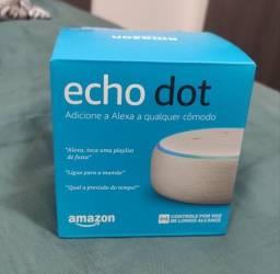 Título do anúncio: Amazon Echo Dot Alexa em português