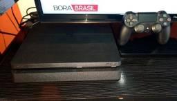 Playstation 4 1 terá novo garantia 4 jg lacrado ac proposta cartão só WhatsApp