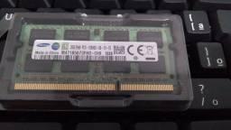 Título do anúncio: Ram DDR3 2GB Para Notebook