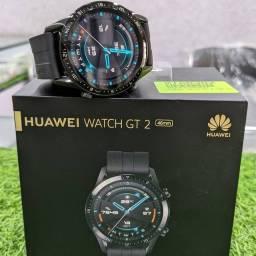 Huawei watch GT2 e GT2E originais lacrados entrega grátis
