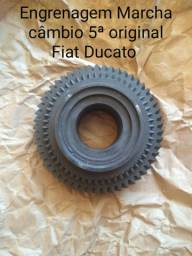 Engrenagem 5 marcha original Fiat Ducato jamper