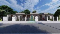 Casa com 2 dormitórios à venda com 48 m² por R$ 213.000 no Loteamento Campos do Iguaçu em
