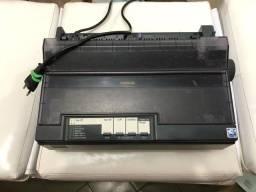 Impressora matricial de decalque (tattoo)