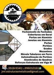 Título do anúncio: JMF Serralheria