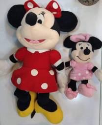 2 Pelúcias Minnie Mouse