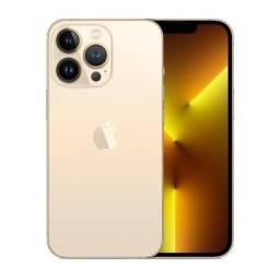 Título do anúncio: iPhone 13 Pro 128 Gb Dourado novo e lacrado