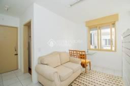 Apartamento à venda com 1 dormitórios em Cidade baixa, Porto alegre cod:330561