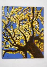 Quadro decorativo Ipê Amarelo