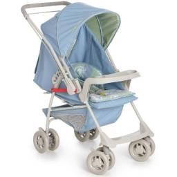 Carrinho de Bebê Galzerano Milano Reversível II Semi novo