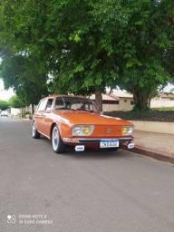 Título do anúncio: Vendo VW  1600 Variant 74, Ocre Marajó