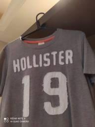 Título do anúncio: Camisa Holister - Tam.M - Original