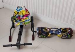 Hoverboard + Hoverkart 6,5 coringa New way