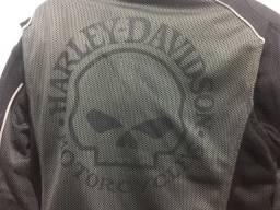 Título do anúncio: jaqueta original harley davidson com protetor pro cotovelo e ombros