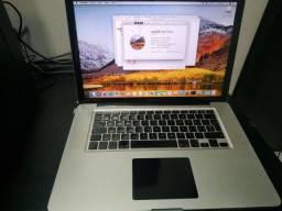 Título do anúncio: MacBook pro I5. 8Gb. 128gb SSD. R$1900.