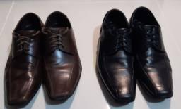 2 sapatos Democrata pelo preço  de 1