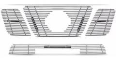 Título do anúncio: Grade horizontal frontier sel 2008 em diante 4 peças
