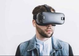 Óculos de realidade virtual  sansung  está novo  Gear VR