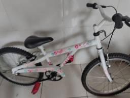 Título do anúncio: Bicicleta aro 20 Caloi ceci muito linda toda ok pegar e andar!!!