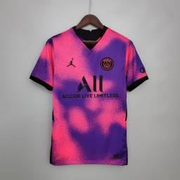 Camisa de time atacado