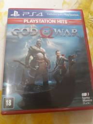 Jogo GOD OF WAR PS4 SEMI MOVO USADO SO UMA VEZ