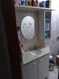Armário para banheiro + vaso