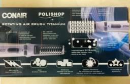 Rotating Air Brush Titanium/ Marca: Polishop