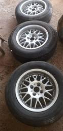 Rodas 14 com pneu