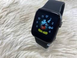 Smartwatch t500 - Troca pulseira- notificações WhatsApp, exercícios físicos, chamadas.