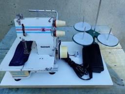 Máquina de costura Goleira/Galoneira