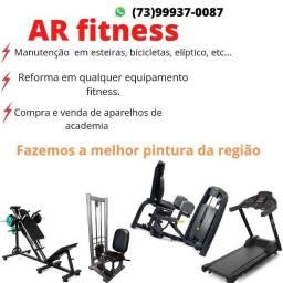 Especialista em equipamentos fitness