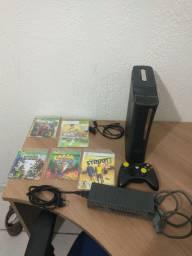 Título do anúncio: Xbox 360 semi novo
