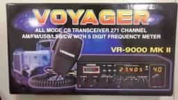 Título do anúncio: Radio Px Voyager Vr-9000mk 271 Canais Novo na Caixa