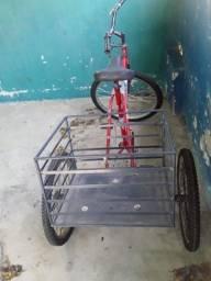 Vendo bicicleta cargueira!!