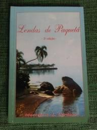 Livro Lendas de Paquetá 2ª Edição novo
