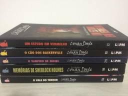 Livros do Sherlock Holmes